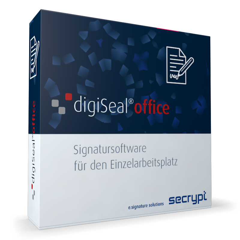 digiSeal office der secrypt GmbH
