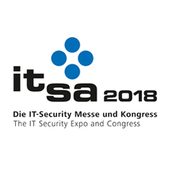 it-sa 2018 - Die IT-Security Messe und Kongress